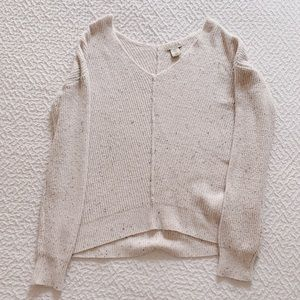ANTHROPOLOGIE Ruby Moon Oversized Sweater